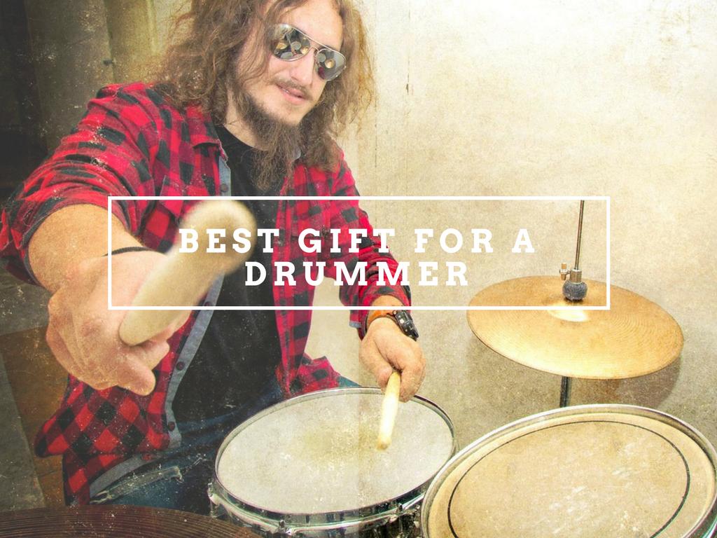 best gift for drummer