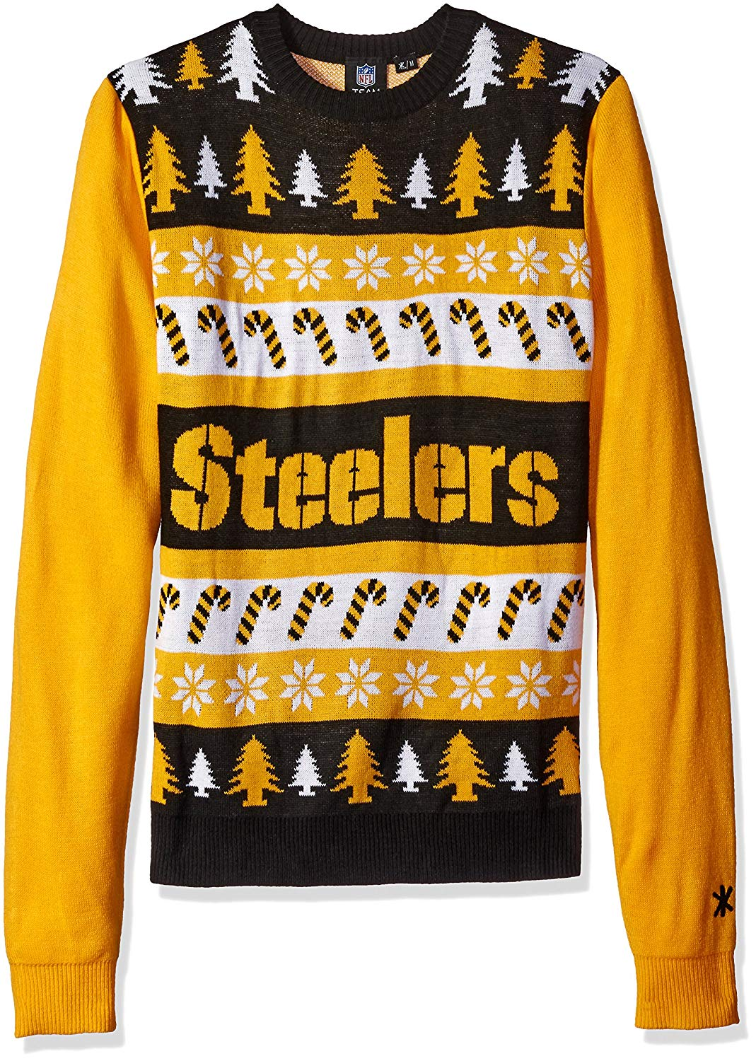 Steelers Wordmark Sweater