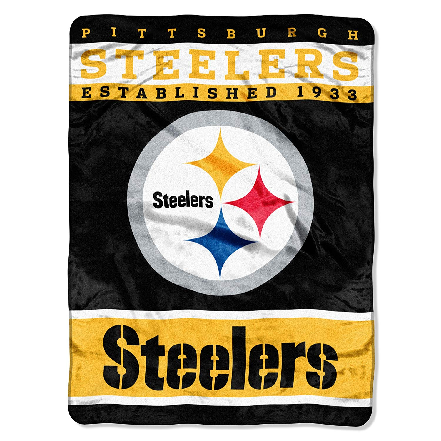 Steelers Throw Blanket