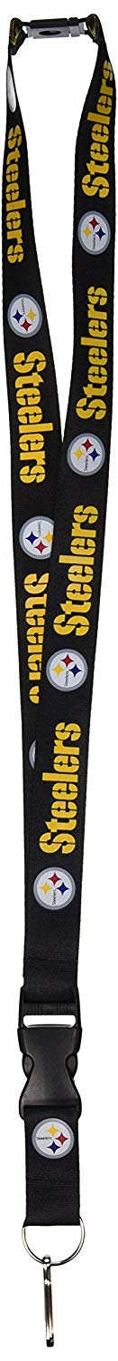 Steelers Reversible Lanyard