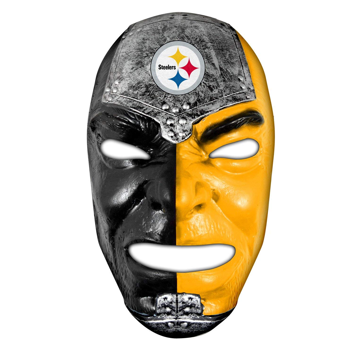 Steelers Fan Face Mask