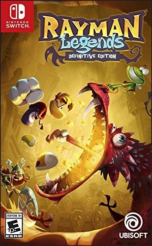 Video Game – Rayman Legends Definitive Edition