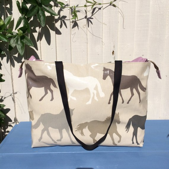 Weekend Bag for Horse Lovers