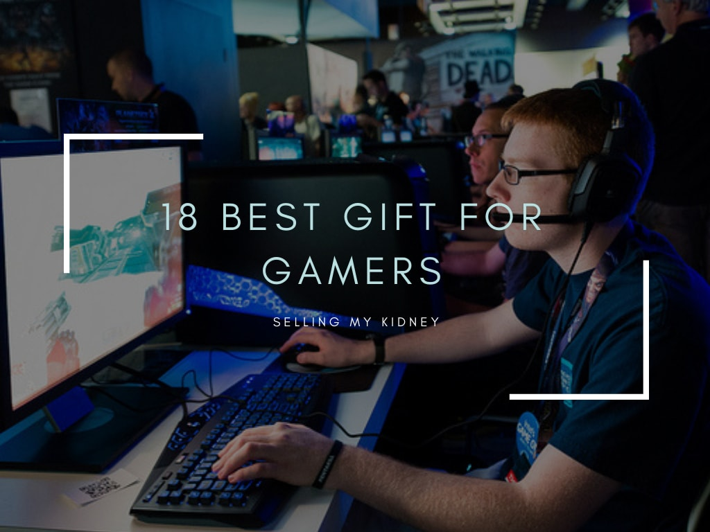 18 Best Gift for Gamers