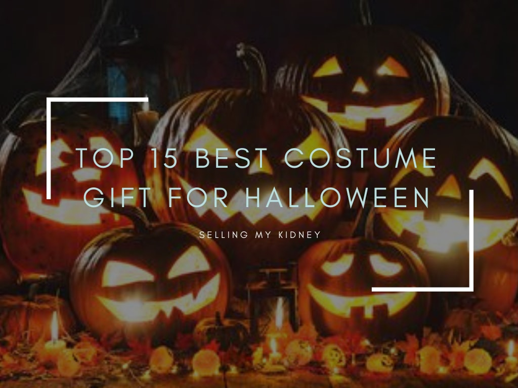 Top 15 Best Costume Gift For Halloween