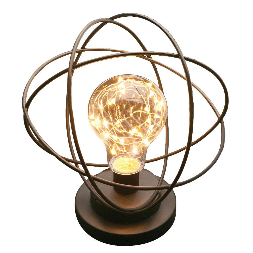 Atomic Age Table Desk Lamp