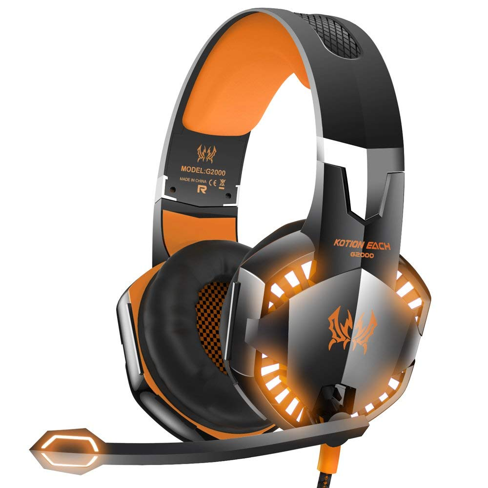 VersionTECH Stereo Gaming Headset