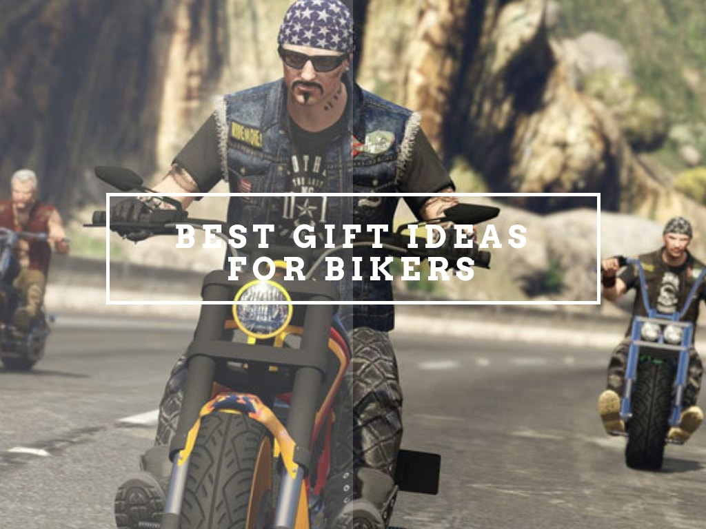 Top 21 Best Gift ideas for Bikers to