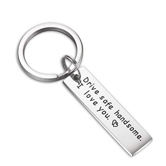 CJ&M Trucker Keychain