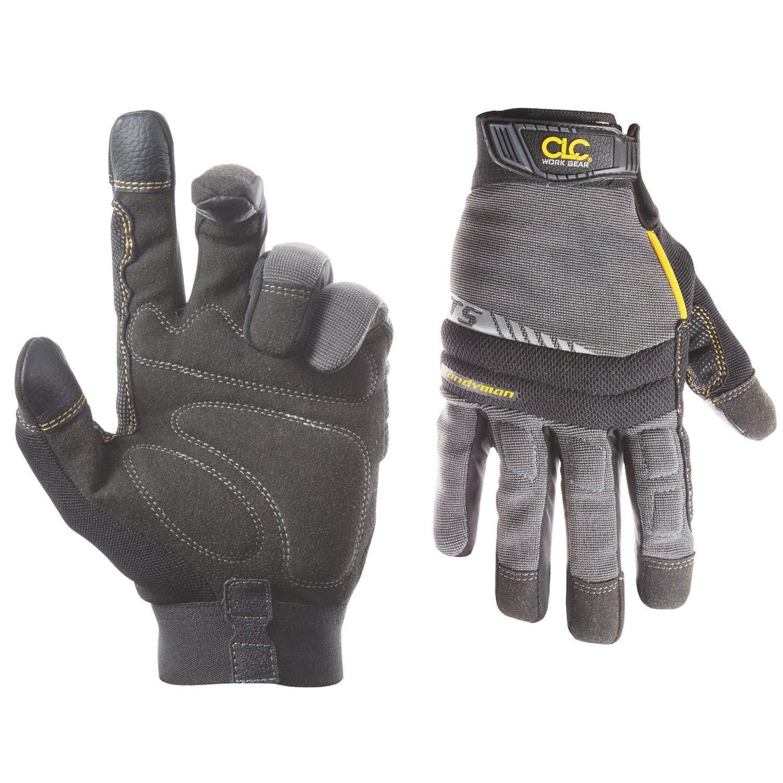 Handyman Flex Grip Driver Work Gloves