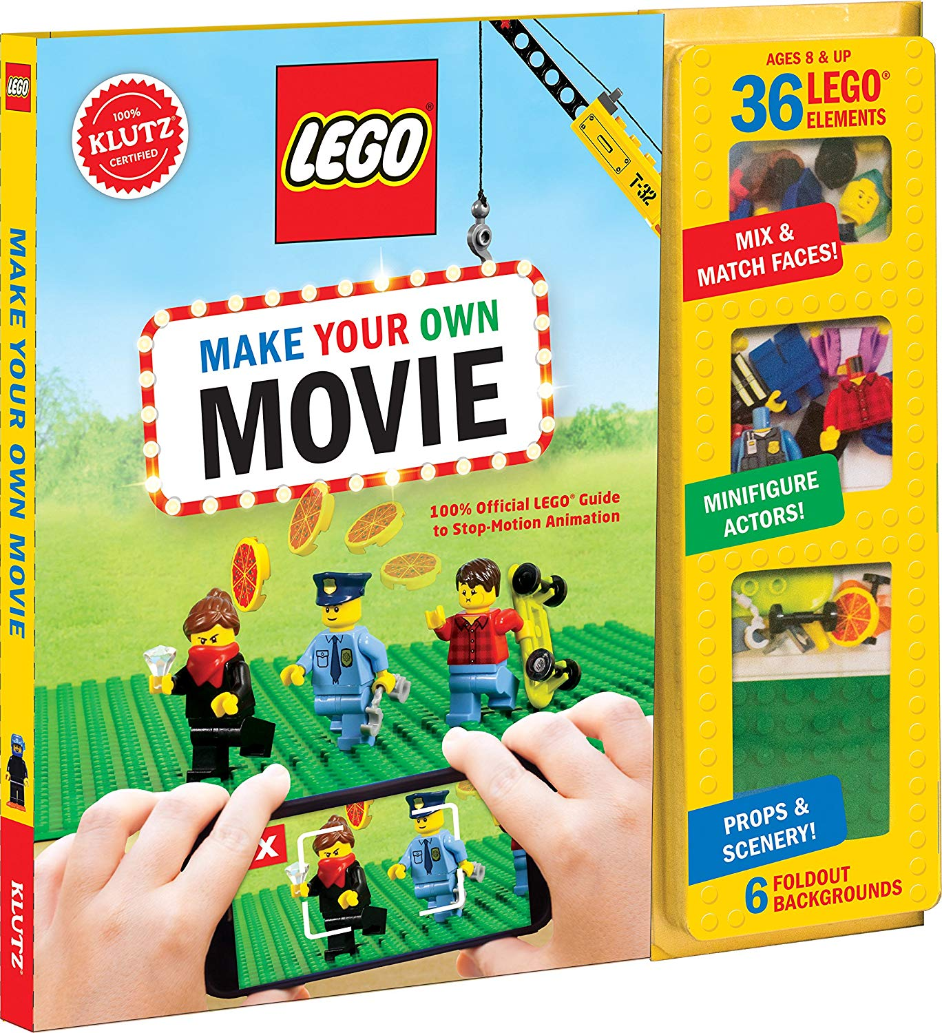 Lego Make Your Movie Kit
