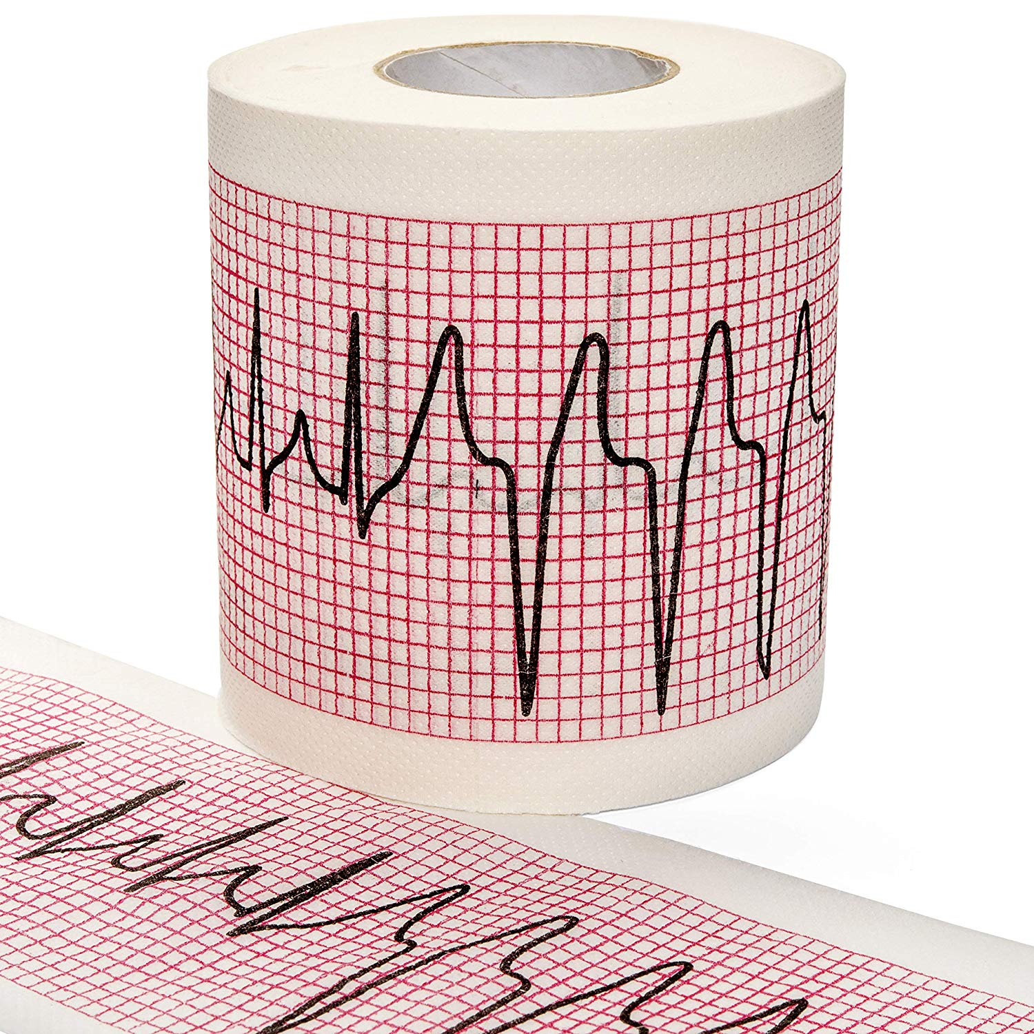 Cardiology ICU Toilet Paper