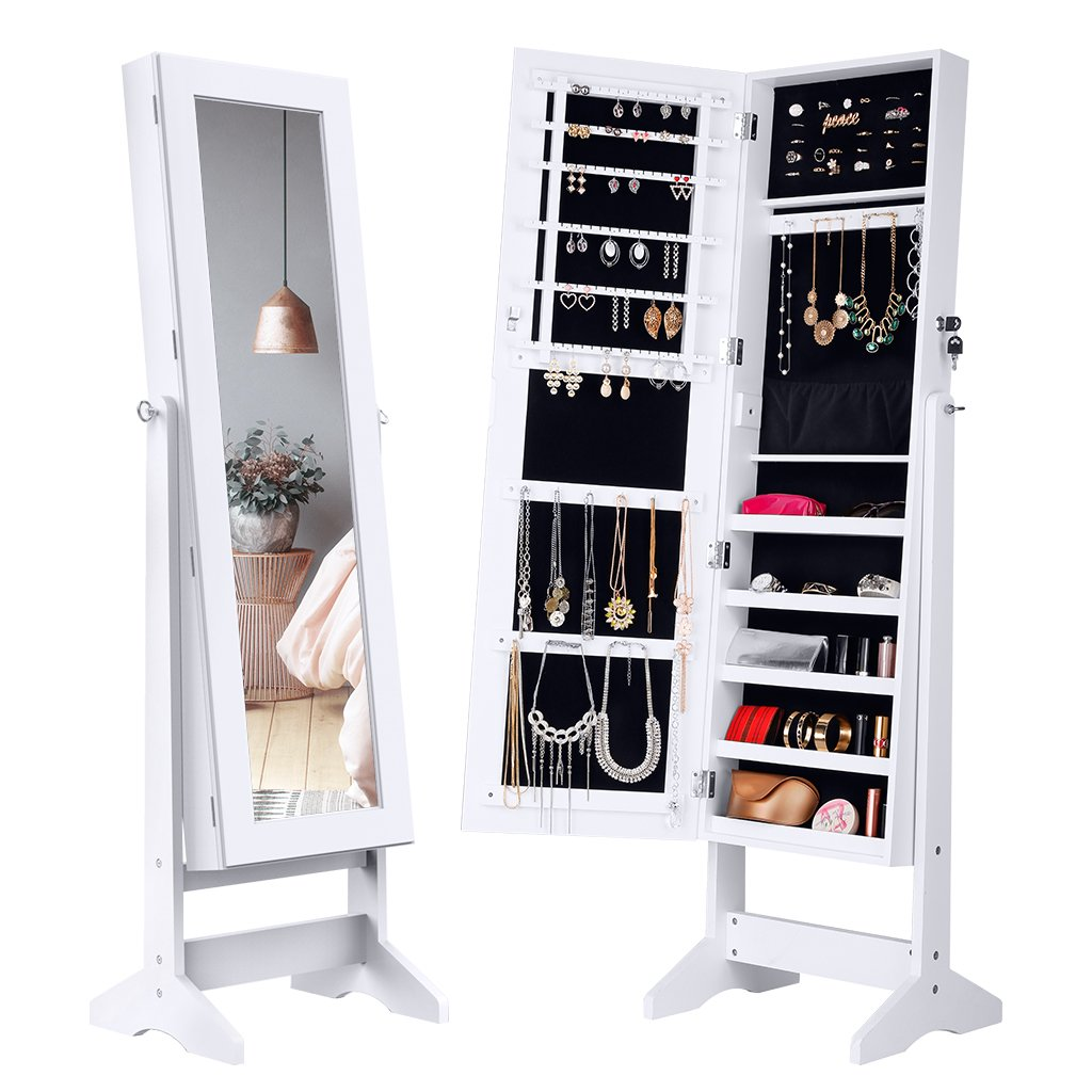 Jewelry Cabinet Standing