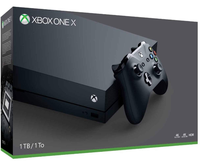 Xbox One X 1TB Console for