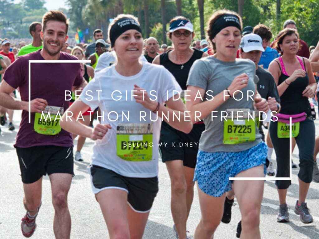 Best Gifts Ideas for Marathon Runner Friends