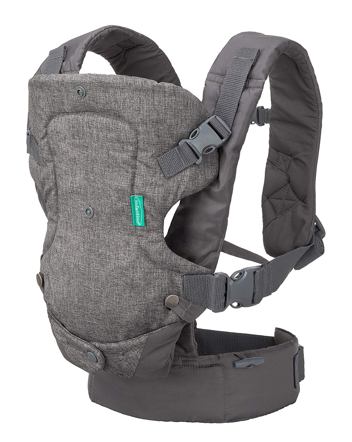 The Ergonomic Baby Carrier