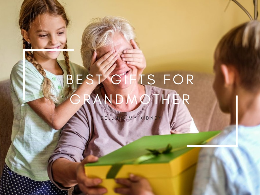 Unique Gifts For Grandmother