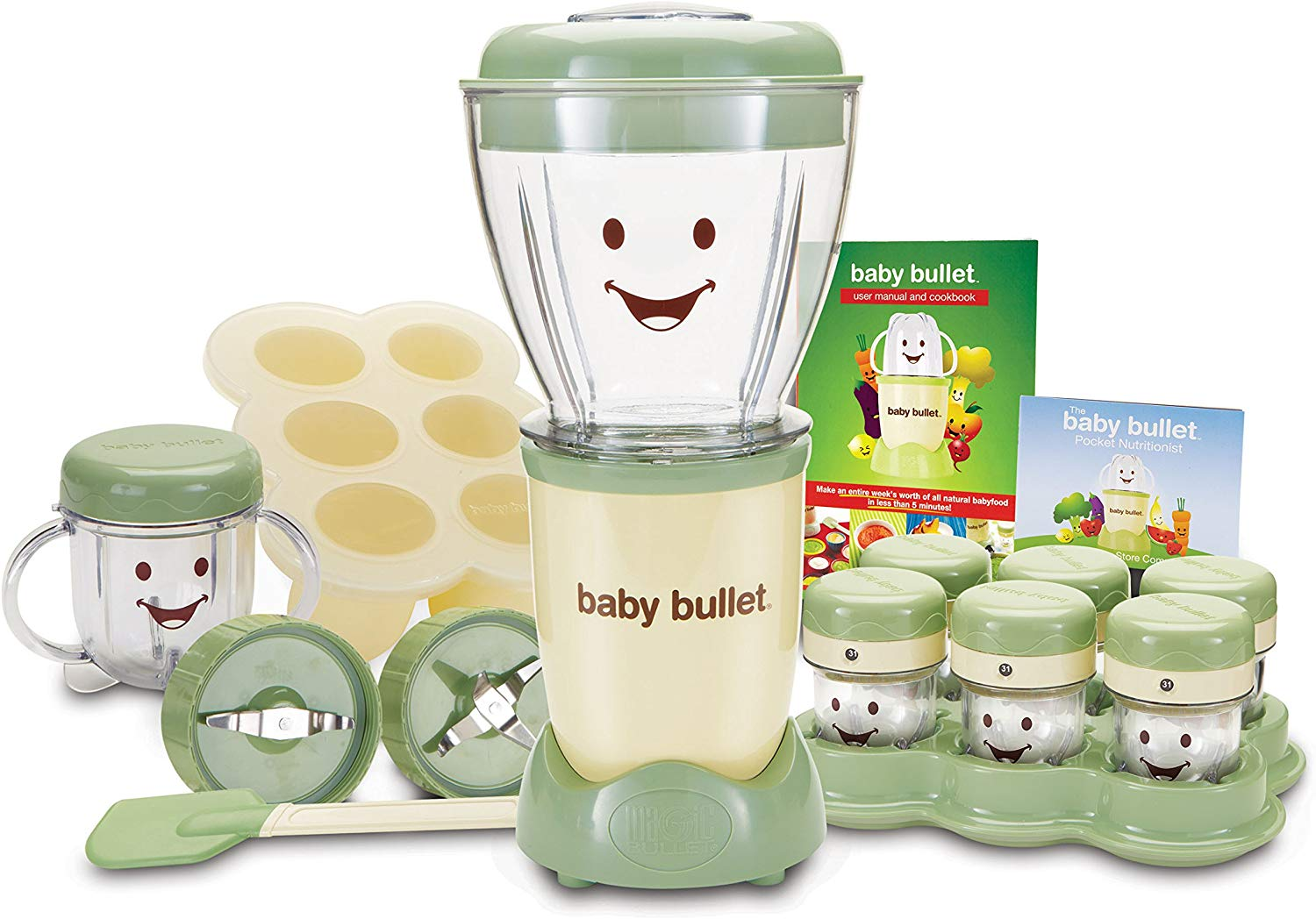 Baby Food Care System by Baby Bullet