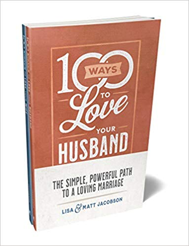 Book on 100 Ways to love your husband