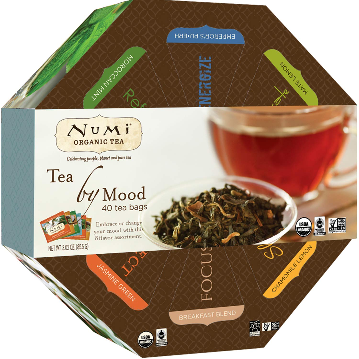 Mood Gift Set, Tea Gift Box