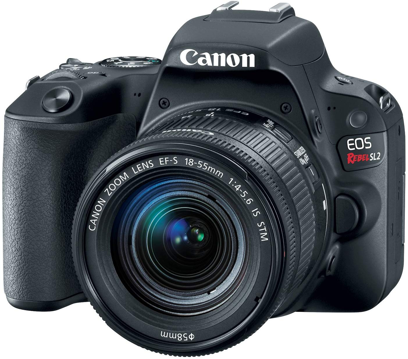Canon EOS SL2 DSLR Camera