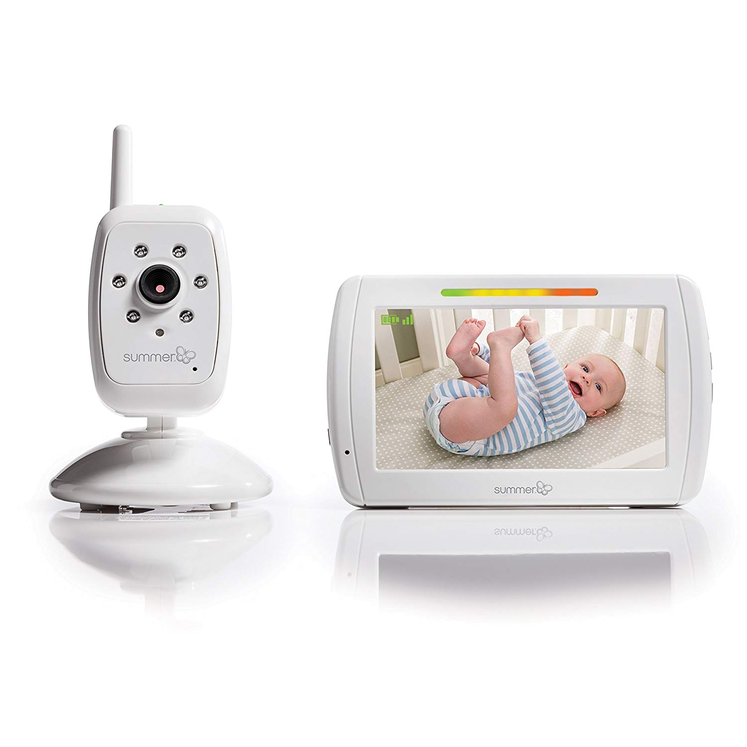Summer Infant baby monitor screen