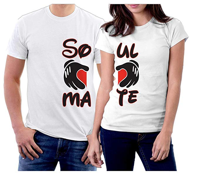 Soulmate Couple T-Shirt