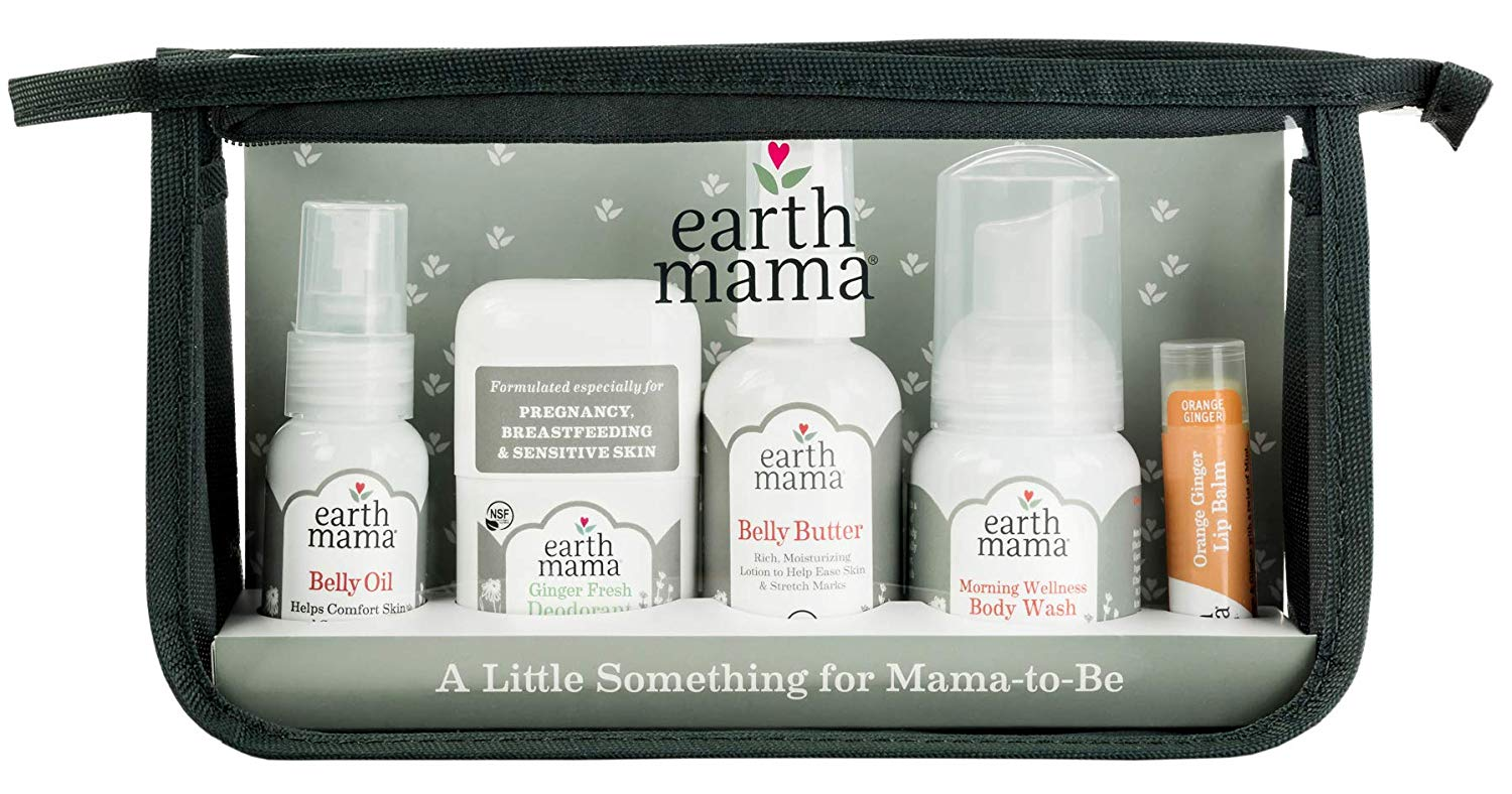 Mama Earth Organic Gift Set for Mother-to-be