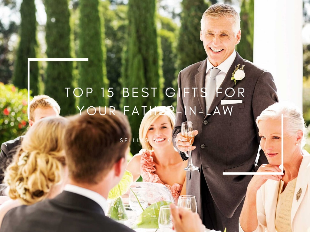 Best Gifts for your Father-in-law