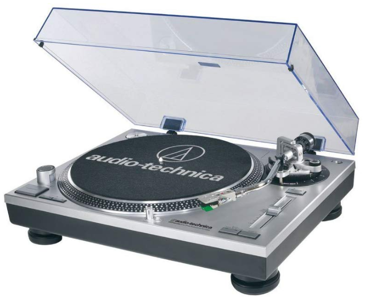 USB Direct-Drive Professional Turntable