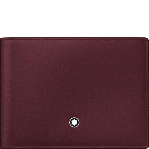 Montblanc Card Case Wallet For Men