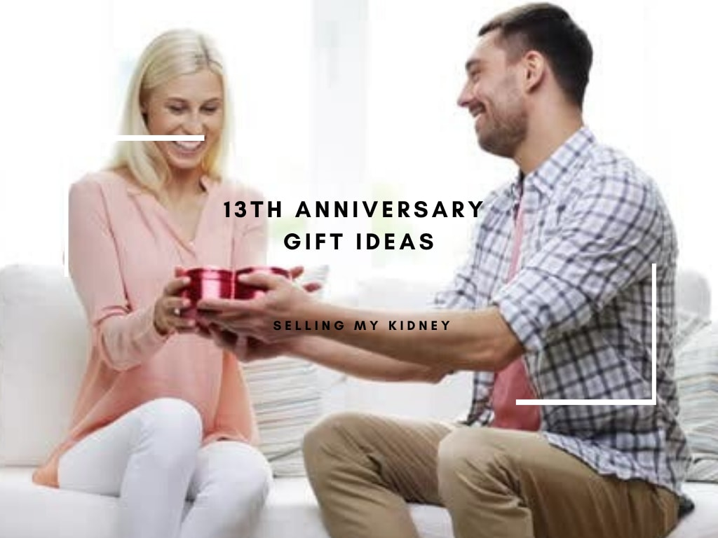 13th Anniversary Gift Ideas