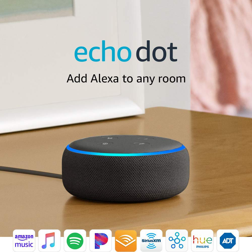 Echo Dot Speakers