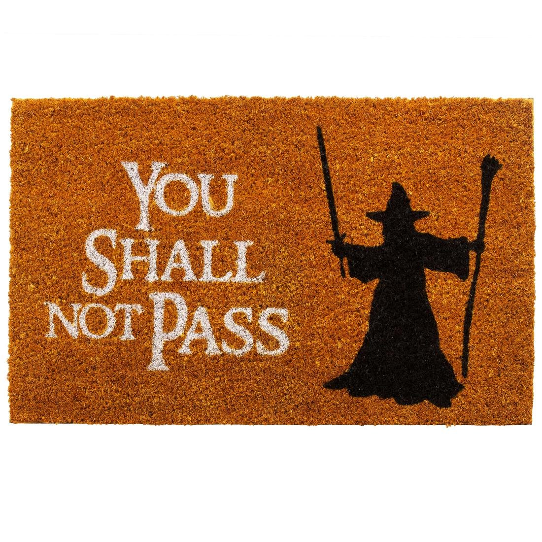 Lord Of The Rings Front Door Rug