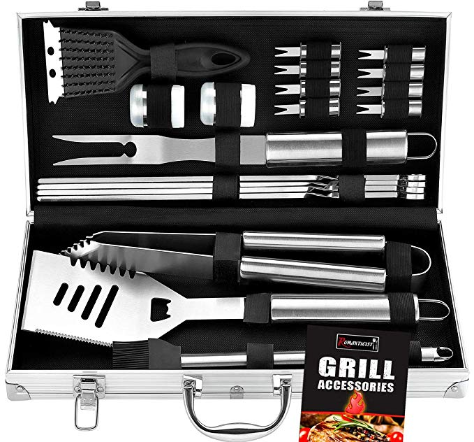 BBQ Grill Toolset