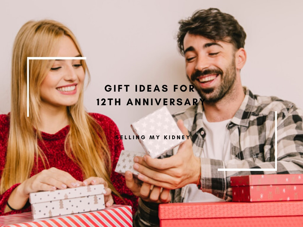 Lovely and Heart-Touching Gift Ideas for 12th Anniversary
