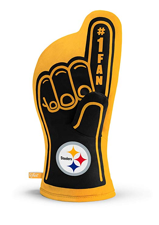 Steelers Oven Mitt