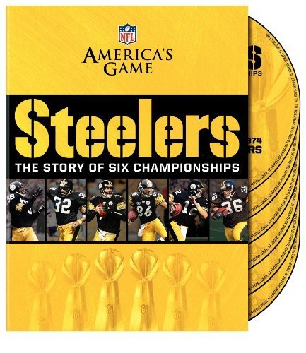 America's Game - Pittsburgh Steelers