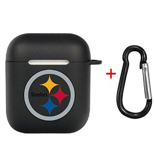 Steelers AirPods Soft TPU Case