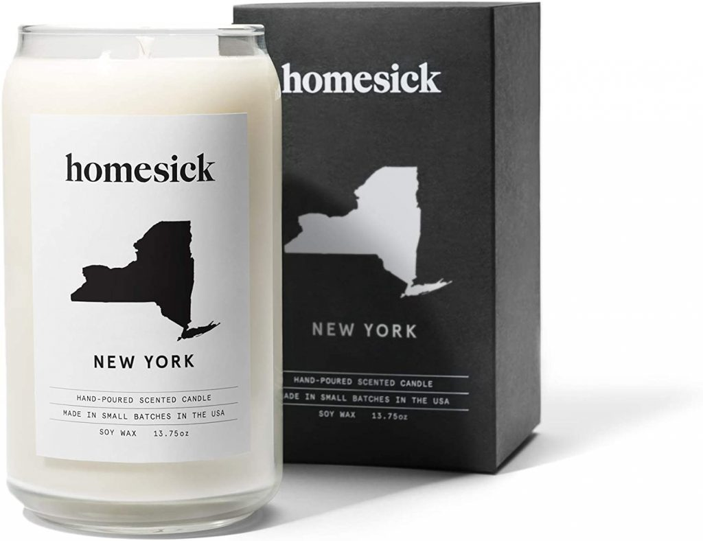 Scented Candle By Homesick