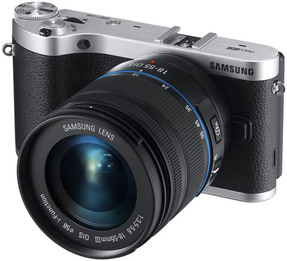 Samsung Wireless SMART Digital Camera
