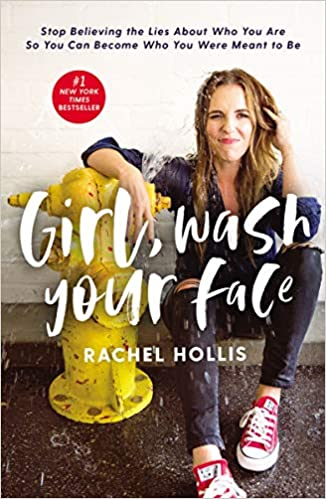 """""""Girl, Wash Your Face"""" Book"""