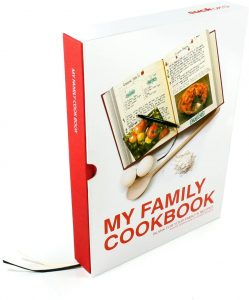 My Family Recipe Book and Cooking Journal