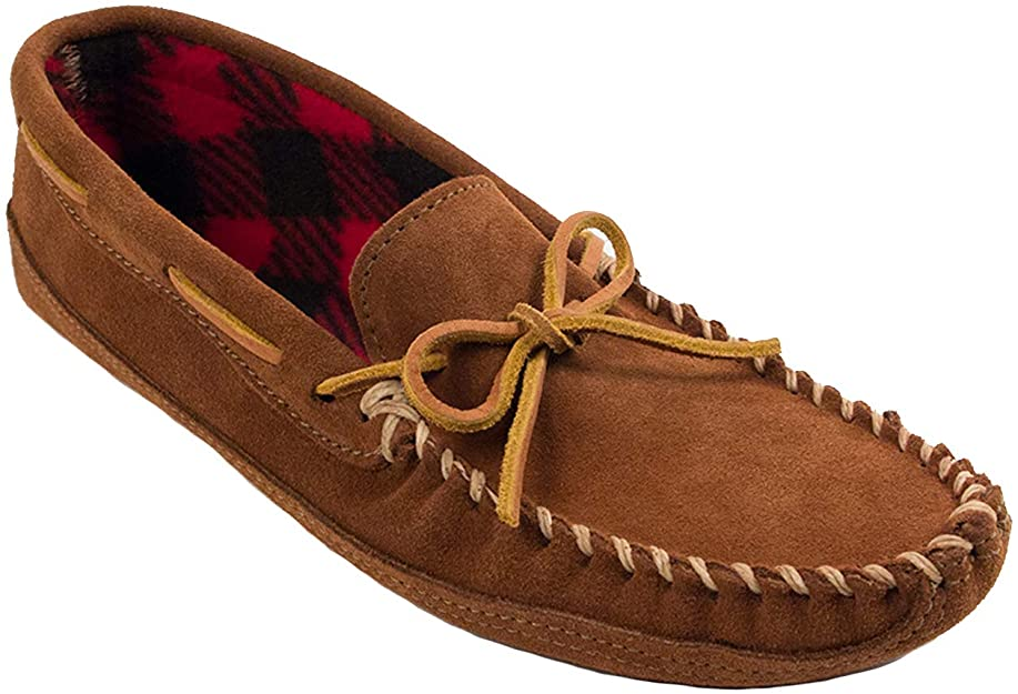 Minnetonka Fleece Slipper