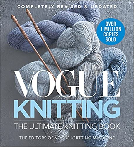 Vogue Ultimate Knitting Guide Book