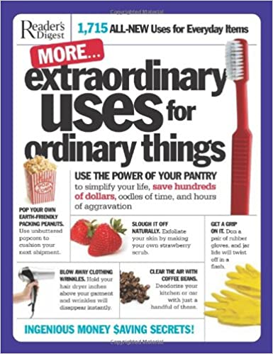 Reader's Digest New uses for Everyday Things