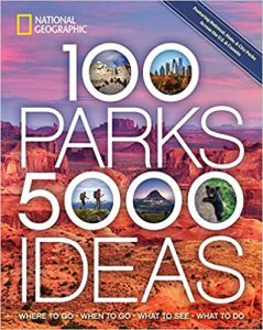 '100 Parks, 5,000 Ideas' Travel Guide