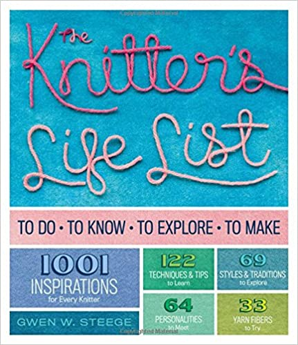 The Knitters Life List-1001 Inspirations