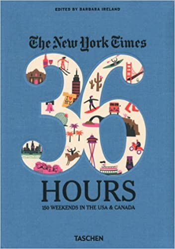 'New York Times 36 hours': Informative Travel Book